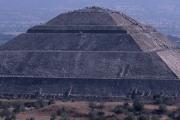 テオティワカン遺跡:メキシコ